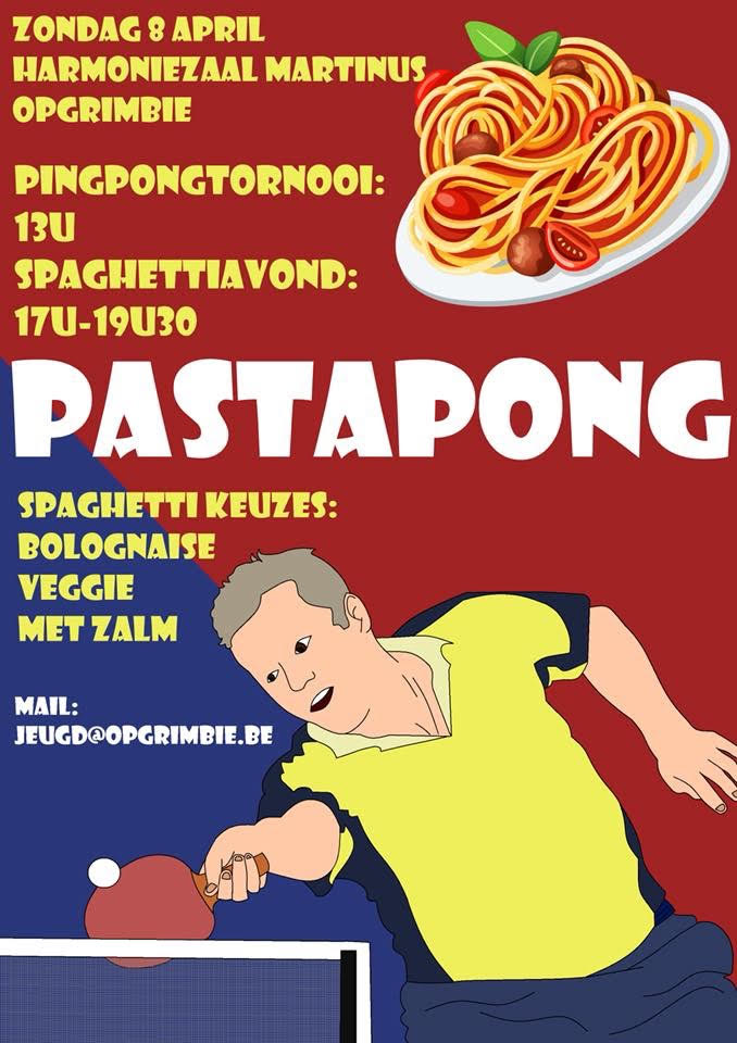 Pastapong