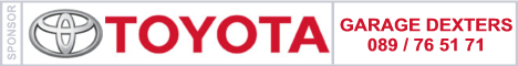 Toyota Garage Dexters